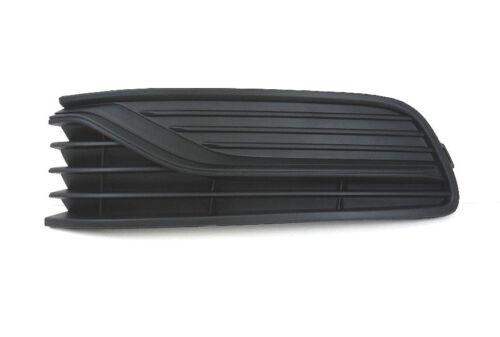VW Polo 2014-2017 pare-chocs avant inférieur grill cover noir Gauche N//S Côté Passager
