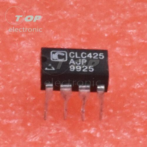 1PCS//5PCS CLC425AJP LC425AJ Ultra Low Noise Wideband Op Amp 8PINS
