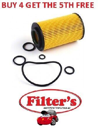 OIL Filter MERCEDES MERCEDES CL600 5.4L M13797 V8 2000 - 2003 BTP