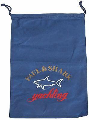 Paul & Shark Yachting Borsa Bag Bustina Sacchetto Vestiti Sacchetto Di Scarpe 30 Cm X 42 Cm- L'Ultima Moda