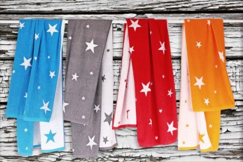 Xxl sauna 85x200cm étoiles serviette 4 couleurs sélection Frottier serviette