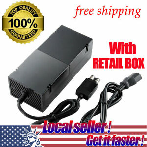 USA-Power-Brick-Supply-AC-Adapter-Charger-Cord-Cable-for-Microsoft-XBOX-ONE-oli
