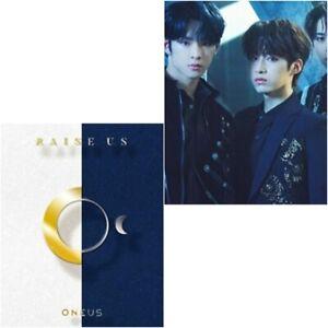 OneUs-Raise-Us-CD-Full-Package-Poster-Kakao-M-2nd-Mini-Album-K-POP