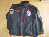 Tuskegee Airmen Red-tails Windbreaker Jacket Mens Black Windbreaker Jacket 3xl