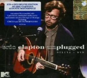 Eric-Clapton-Unplugged-Expanded-And-Remastered-NEW-2-x-CD-DVD