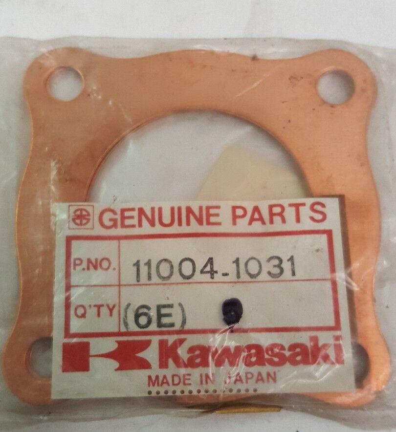 NOS Genuine Kawasaki Cylinder Head Gasket KDX80 KX80 81 82 83 84 85 86 87 88