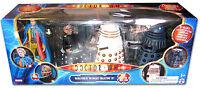 5 Doctor Who 6th Dr. Revelation Of The Daleks, Davros Action Figure Set