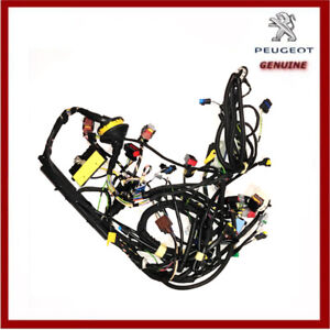 Fine Genuine Peugeot 207 Main Engine Wiring Loom 6575Pn New Ebay Wiring Digital Resources Funapmognl