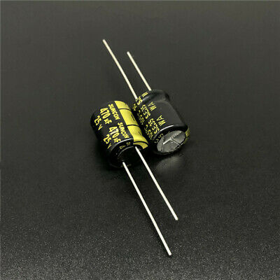 20pcs 68uF 63V  NCC LXY 63V68uF Low Impedance Long Life Capacitor 10x16mm