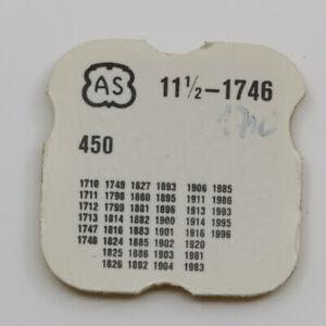 As 1748 Part 450 Setting Wheel, Zeigerstellrad As 1710 As 1711, As 1712 ... 1996 Unterscheidungskraft FüR Seine Traditionellen Eigenschaften