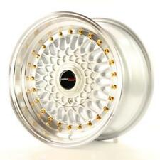 Cerchi Wheels Felgen Japan Racing JR9 OLD no BBS  8,0x15 ET 20 4X100 Silver
