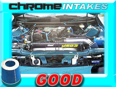 BLUE 1994-1996//94-96 CHEVY CAMARO//PONTIAC FIREBIRD 3.4L V6 AIR INTAKE KIT