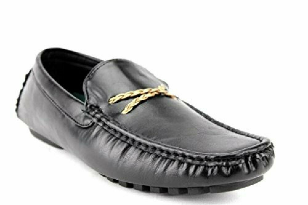 Men's XH-96 Slip On Moccasin Style Driving Loafer shoes