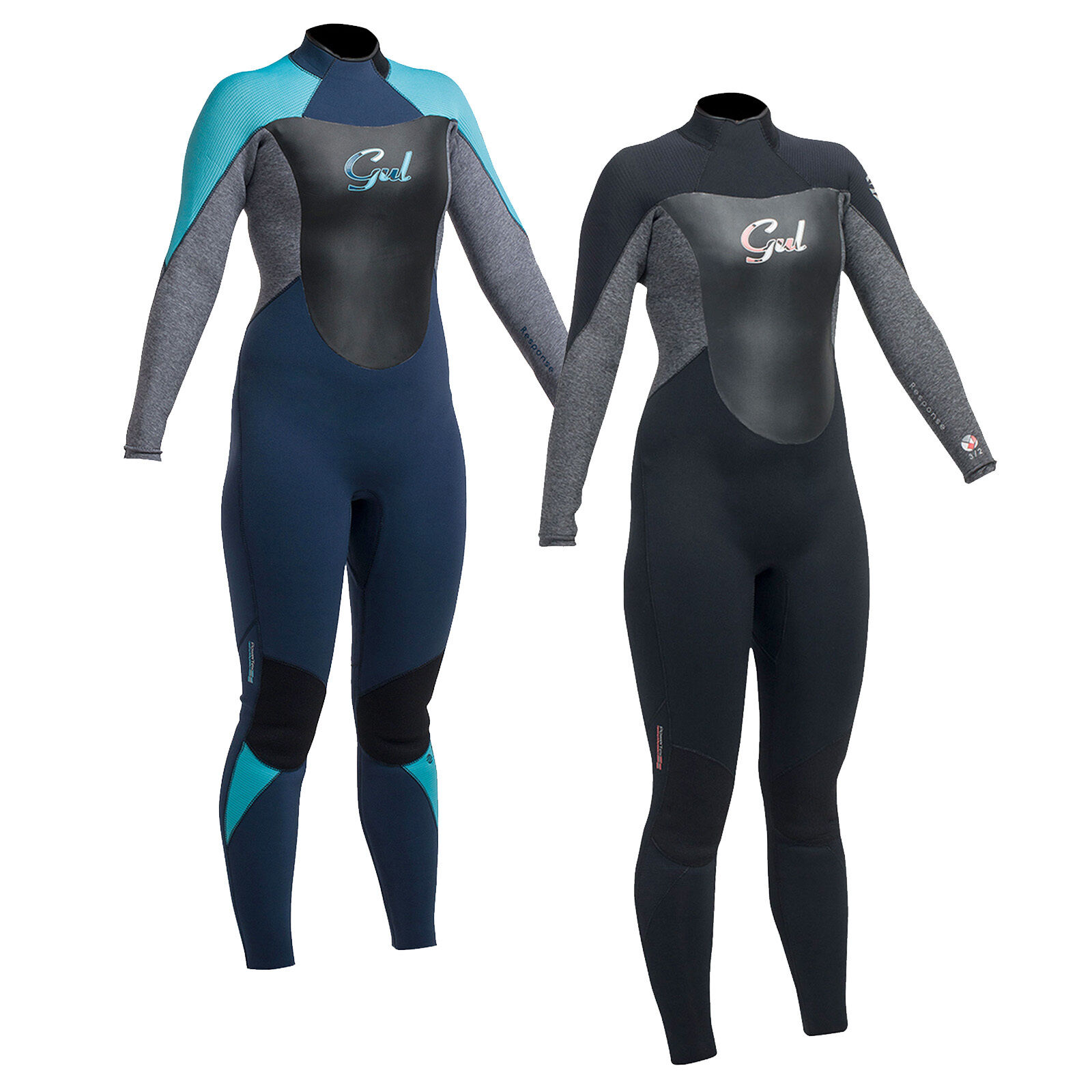 Gul Response Ladies 3 2mm BS Neoprene Wetsuit for Surfing   Sailing   Sit on Top