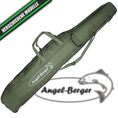 Angel Berger Rutentasche Rutenfutteral viele Modelle