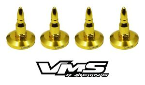 VMS BILLET BLUE B16 B18 VALVE COVER WASHER SEAL BULLET SPIKE NUT BOLT KIT