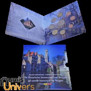 SÉRIE EURO BRILLANT UNIVERSEL (BU) - BELGIQUE 2010