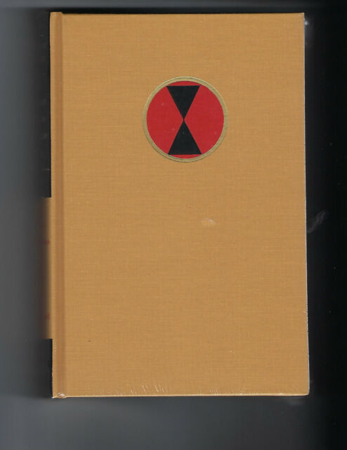 THE HOURGLASS, A HISTORY OF THE 7TH INFANTRY DIVISION- WWII UNIT HISTORY