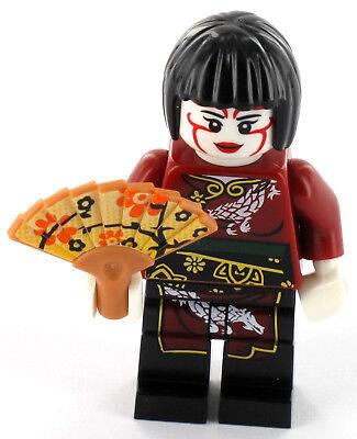 5005257 Limited Edition 2018 Neu LEGO Ninjago Minifigur Harumi mit Oni Maske