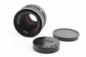Rollei-HFT-Zeiss-Planar-50mm-f-1-8-Lens-with-Caps-for-QBM-Mount-Cameras-RA21