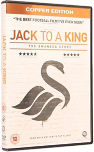 Jack-to-a-King-The-Swansea-Story-DVD-NUEVO