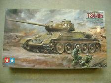 Tamiya 1:35 Rus T34//85 Mtl Kampfpanzer