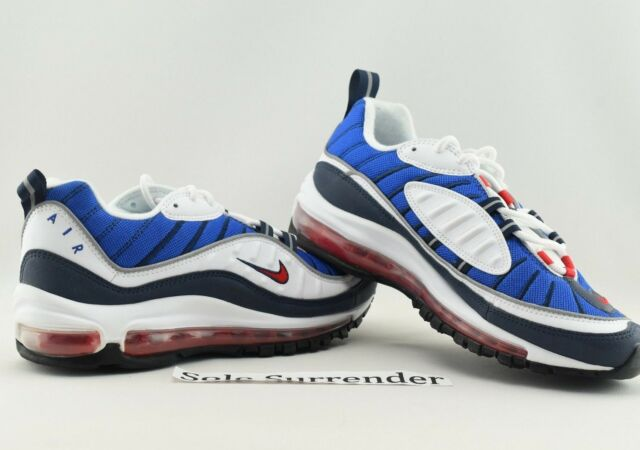 af01924c7b Nike Air Max 98 - Size 14 - 640744-100 Gundam Retro OG Red Blue ...