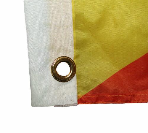 """12x18 12/""""x18/"""" Bhutan Indoor Outdoor Premium Quality Boat Grommets Flag"""