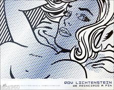 Roy LICHTENSTEIN Seductive Girl Nude Comic Style Pop Art Poster