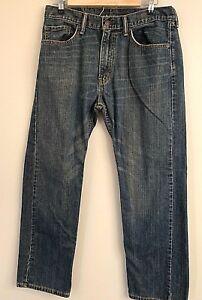 Levis 505 Femmes Jeans 600 33x30 pZaqwfg