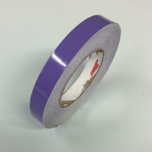 """63 Colors available 1//4/"""" x 150 ft Roll Oracal Vinyl Pinstriping Pinstripe Tape"""