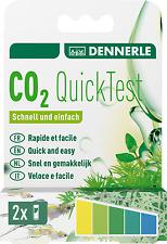 Dennerle CO2 Quick Test Water Test Planted Aquarium Fish Tank
