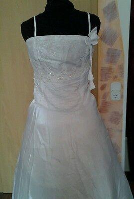 Brautkleider 38-40 Ta-b-14 Kleidung & Accessoires Elegantes  Brautkleid Ballkleid Abendkleid In Weiss Gr
