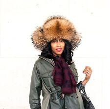 June Ambrose Fashion Faux Fur Hat (HSN $60)