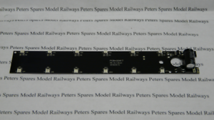 Hornby X7400 PCB With LEDs For R3606 Brighton Belle