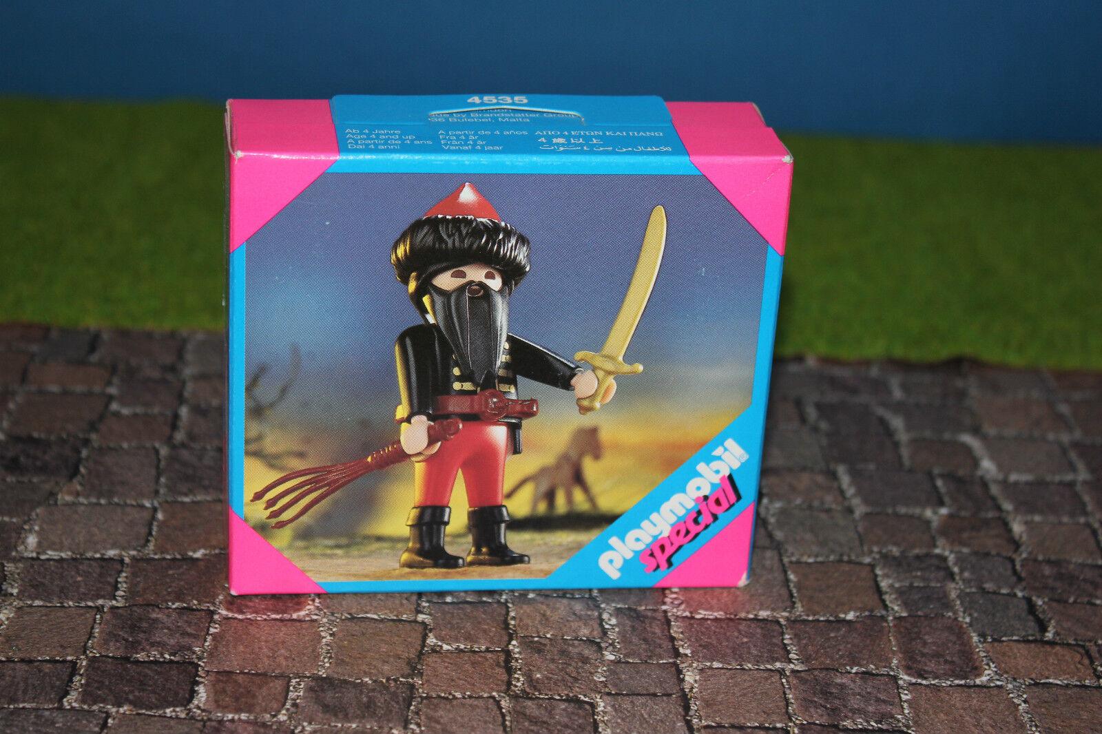 Playmobil SPAAR ZEGEL 4535  Promo Figur Werbefigur Neu/OVP
