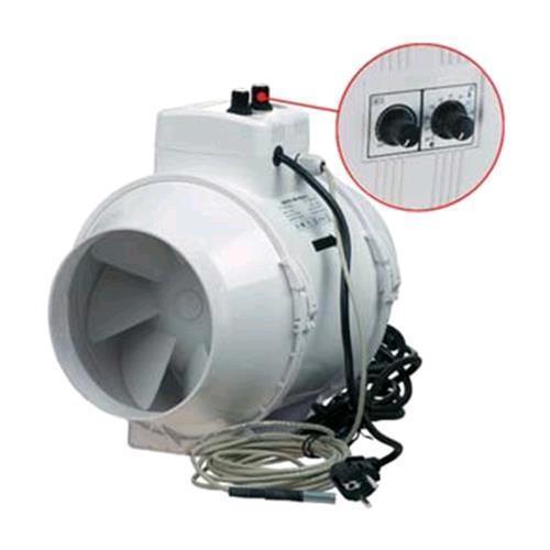 Aspiradora helikoidal rejillas tt un 125 0-280mc h control