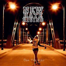 NEW HATE RISING - OWN THE NIGHT   CD NEU