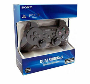 NEW-PS3-Controller-PlayStation-3-DualShock-3-Wireless-SixAxis-Controller-GamePad