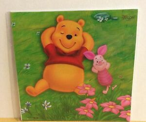 Wall decals kids bedroom baby nursery stickers art room for Baby pooh and friends wall mural