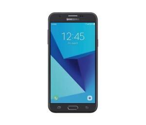Samsung-Galaxy-J7-4G-LTE-SM-J727A-16GB-Black-AT-amp-T-GSM-Phone-Unlocked