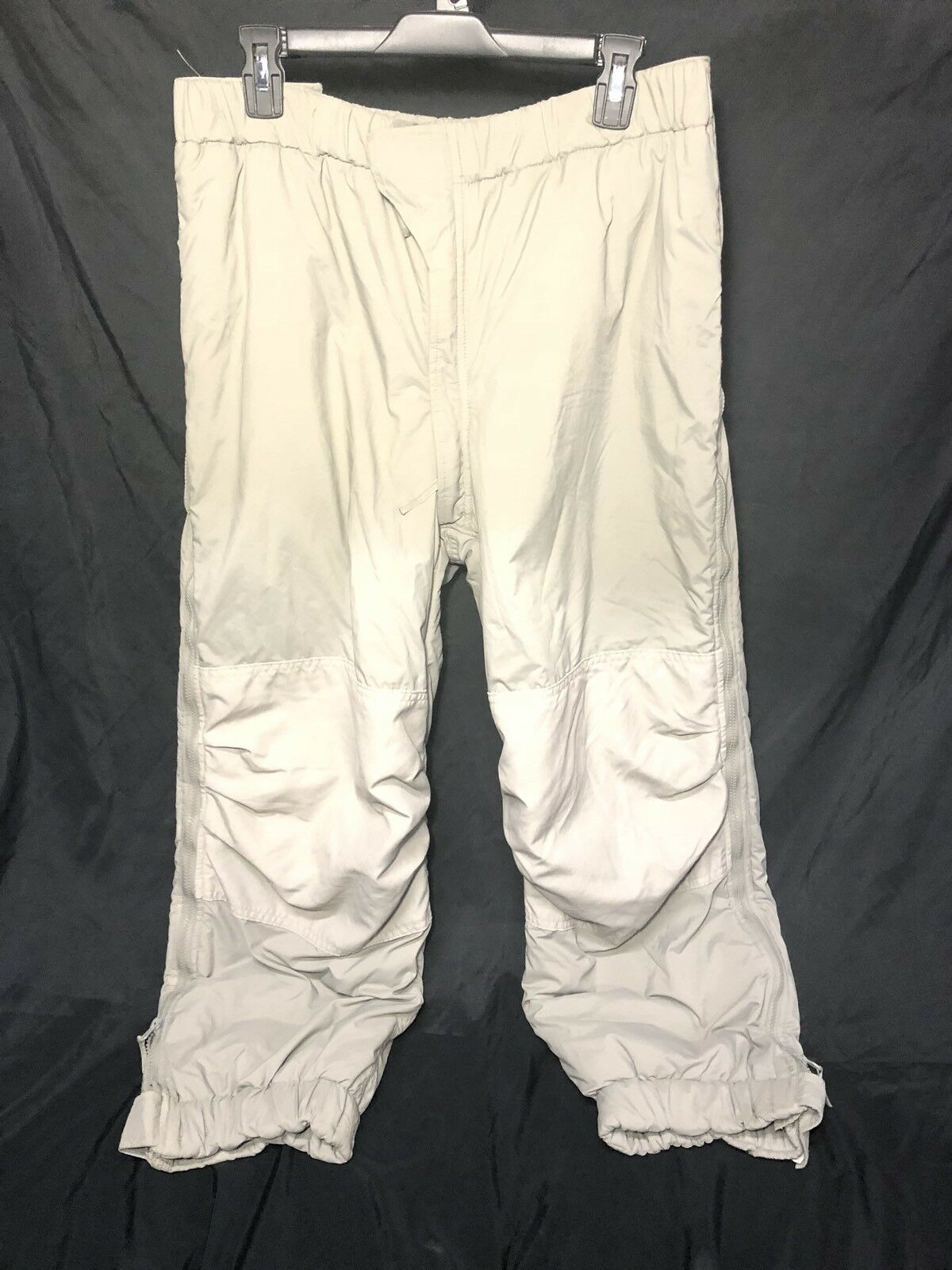 US MILITARY ECWCS GEN III PCU L7 PANTS TROUSERS EXTREME COLD WEATHER S-LONG VGC
