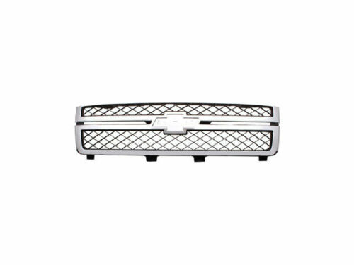 For 2011-2014 Chevrolet Silverado 2500 HD Grille Assembly 12534SV 2012 2013