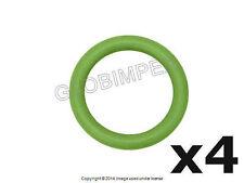 BMW E36 Camshaft Position Sensor/Crankshaft Sensor O-Ring Set of 4 D P H