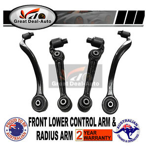 For-MAZDA-6-GG-GY-02-07-Front-Lower-Left-amp-Right-Control-Arm-With-Ball-Joint-Set
