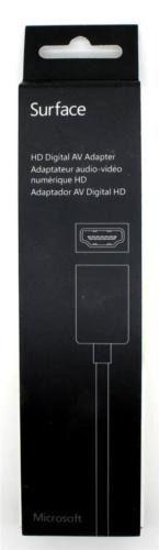 w//Box Z2S-00013 Genuin Microsoft Surface Windows 1 /& 2 HD Digital AV Adapter