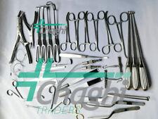 Basic Craniotomy 40 Pcs Set Surgical Orthopedic Instruments Good Quality Chaghi