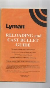Lyman-Reloading-and-Cast-Bullet-Guide