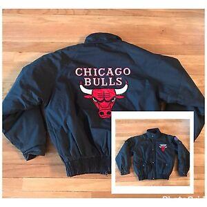 Image is loading Vintage-CHICAGO-BULLS-Pro-Player-Basketball-NBA-Zipper- f70c02bb84c6