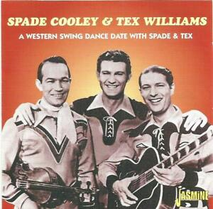 Spade-Cooley-amp-Tex-Williams-A-Western-Swing-Dance-Date-With-CD-2000